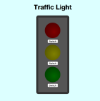 Traffic Light UI
